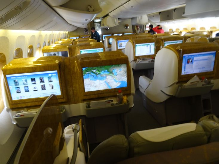 Blog, emirates
